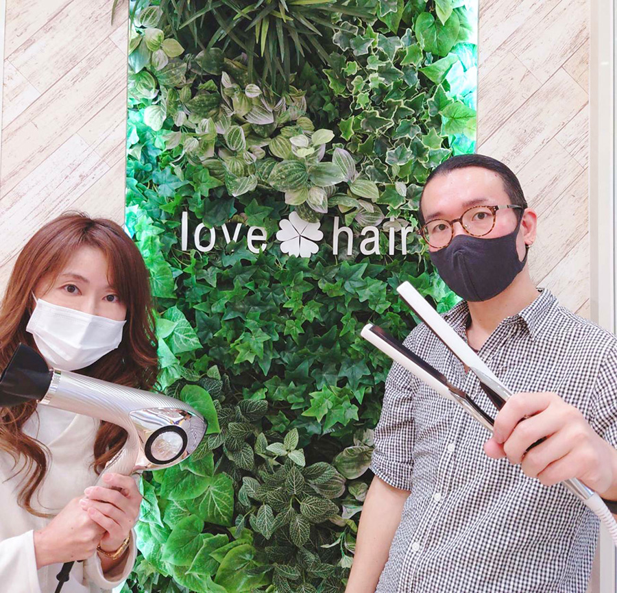lovehair | ヘアサロン | ラブヘアー | けやきウォーク前橋 | 美容室