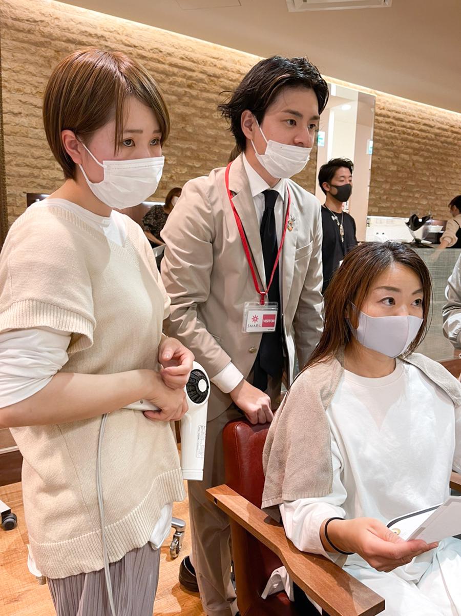lovehair   ヘアサロン   ラブヘアー   イオンモール太田店   美容室